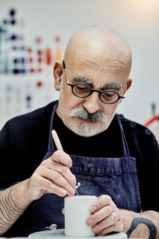 Portrait d'éric hibelot