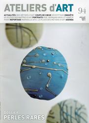 eric Hibelot ateliers d'art 07/2011