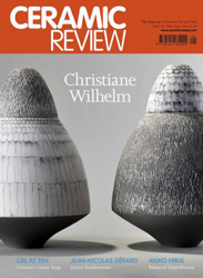 eric Hibelot - ceramic review 05/2014