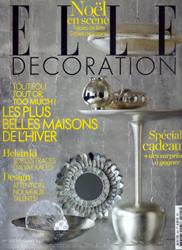 eric Hibelot - Elle Décoration 12/2011