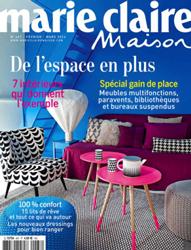 eric Hibelot - Marie Claire Maison 01/2014