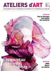 Eric Hibelot - Ateliers d' Art 05/2014
