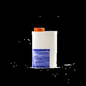 Eric Hibelot jerrican porcelaine