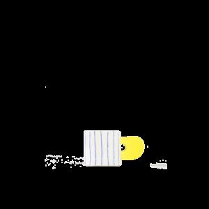 Eric Hibelot tasse espresso porcelaine